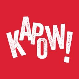 Comic Kapow