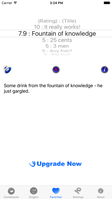 iZingerLite screenshot three