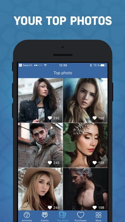 Track your friends activities in VK screenshot-3