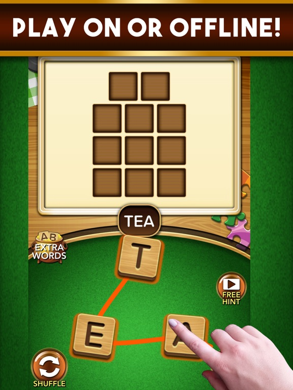 Word Collect: Word Puzzle Game screenshot 9