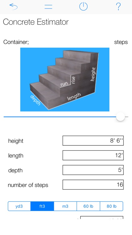 Concrete Calc Professional screenshot-4