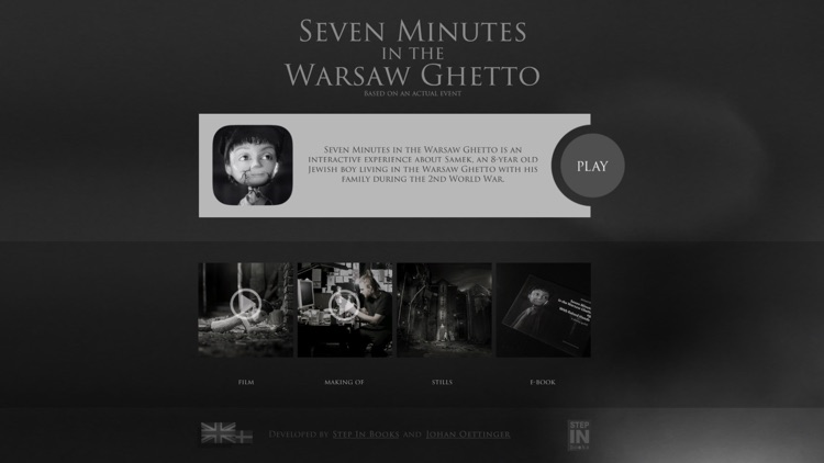 Seven Minutes in the Warsaw Ghetto