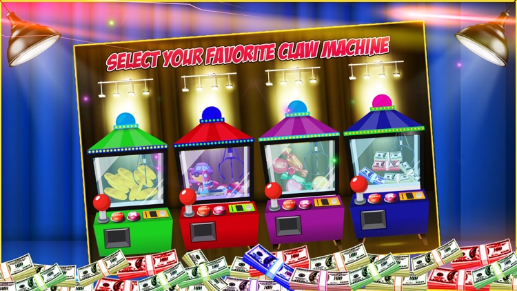 Claw Machine Simulator - Free Prize Kids Games