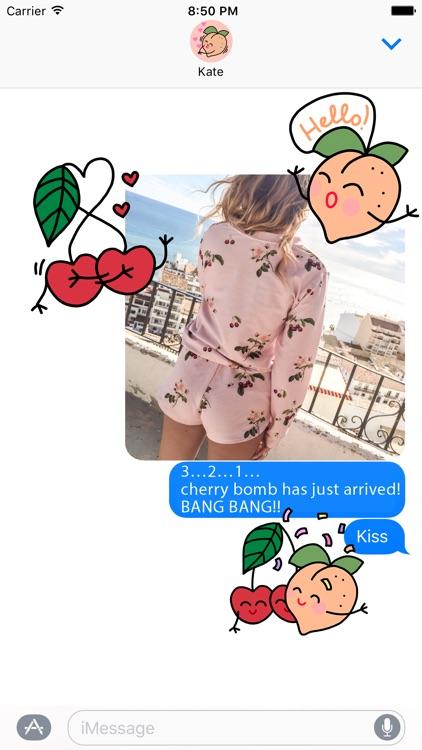 Peach Bellini screenshot-4