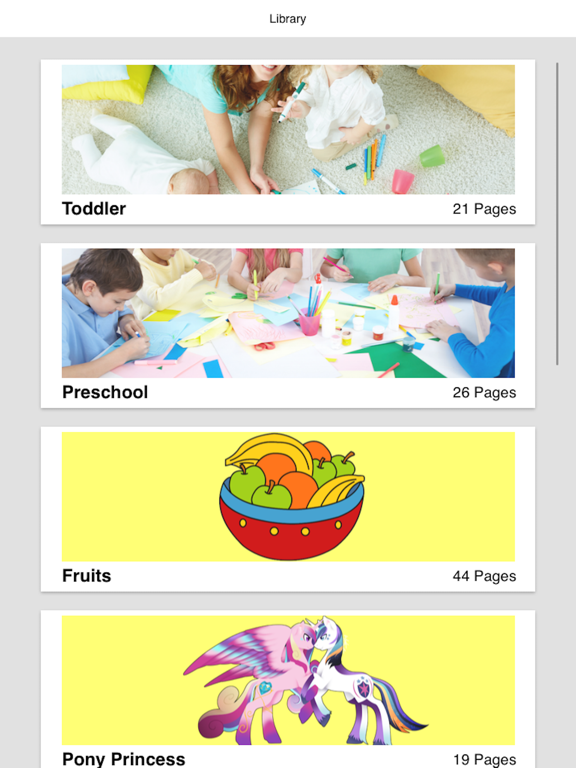 Recolor - Colory Book For Kids and Adults screenshot 9