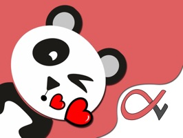 Panda: Cute & Adorable stickers will make your daily conversation as great as you always expecting from the sticker application on your iMessage app