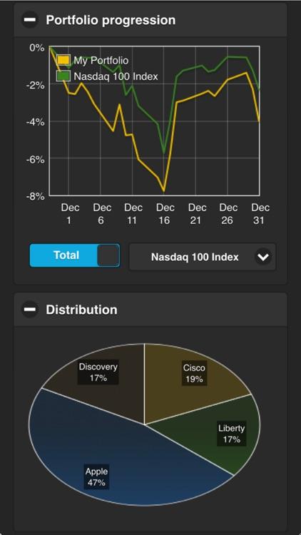 Stockportfolio Pro screenshot-3