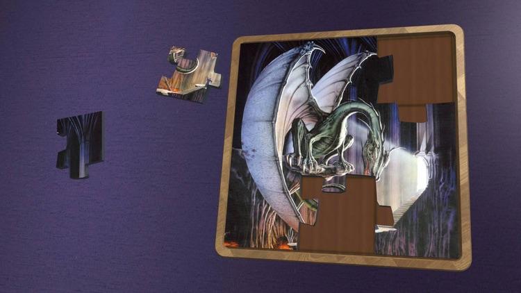 Super Jigsaws Dragons