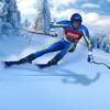 极速滑雪 - 挑战速降滑雪运动!