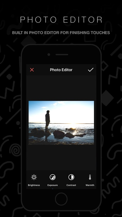 InstaFit 2 - Post Photos Without Cropping
