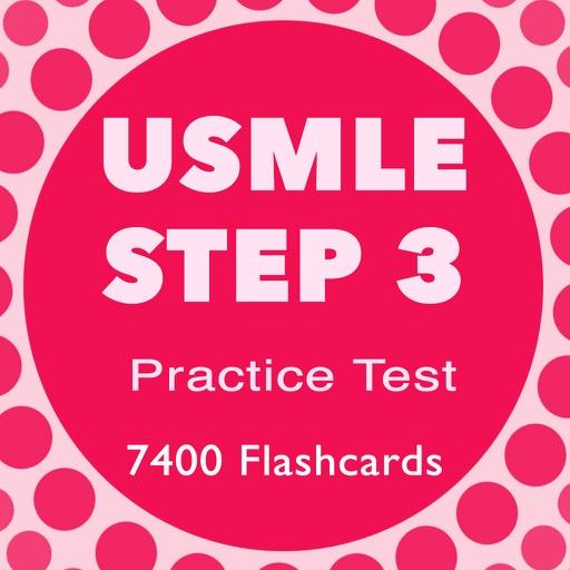 USMLE STEP 3 Exam Prep & Test Bank App 7400 Quiz