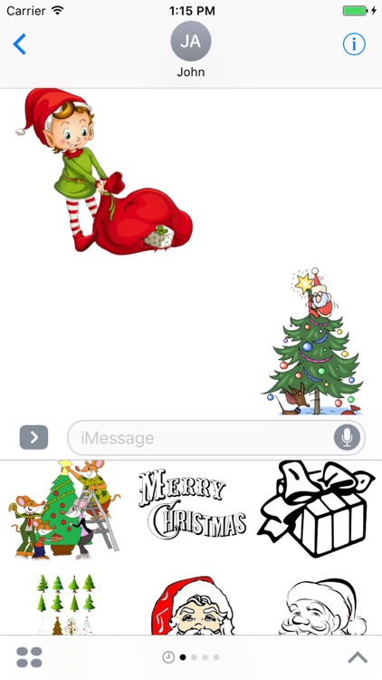 Best Christmas Stickers