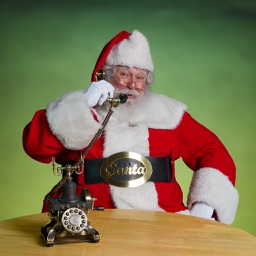 Personalized Phone Call from Santa
