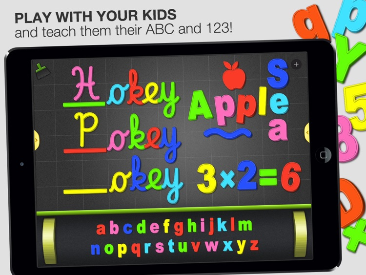 ABC - Magnetic Alphabet HD for Kids