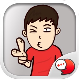 Football Fans Cheer 2 Stickers for iMessage
