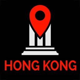 Hong Kong Guide Voyage & Carte Offline