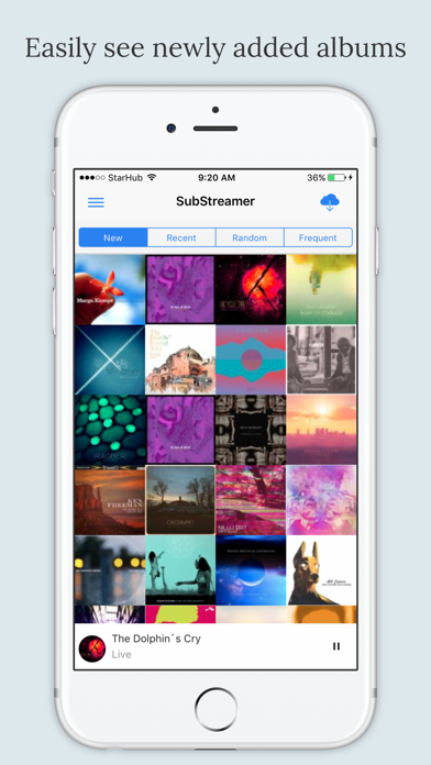Top 10 Apps like play:Sub Music Streamer in 2019 for iPhone & iPad