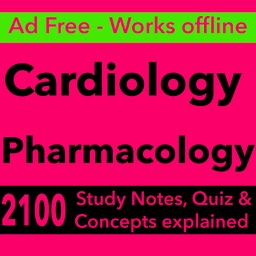 Cardiology Pharmacology Exam Review- Terms & Quiz