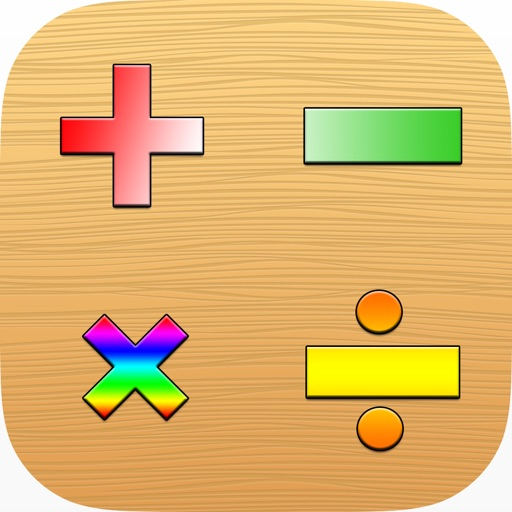 MathPlus : Quotients Math Game Addition, Subtraction, Multiplication, and Division
