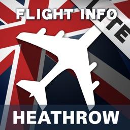 Heathrow Airport - Flight Info. Lite