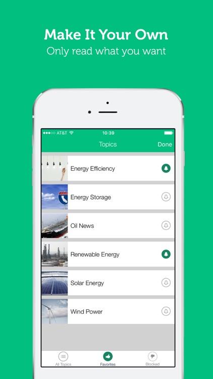 Energy & Oil News