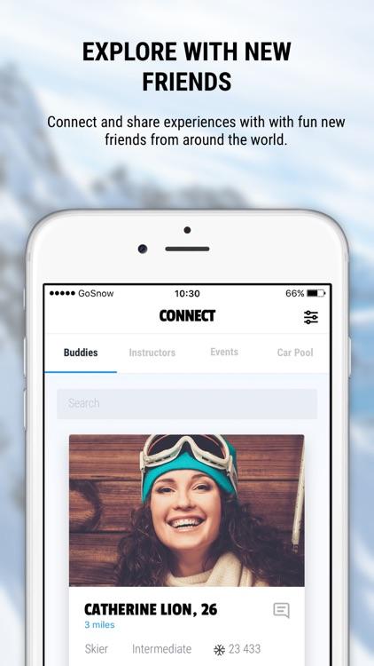 GoSnow: Ski,Snowboard,Lessons