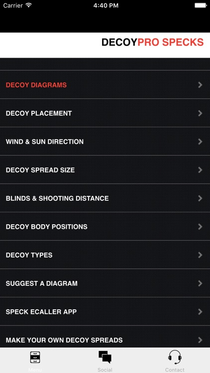 Specklebelly Goose Hunting Decoy Spreads -DecoyPro screenshot-4