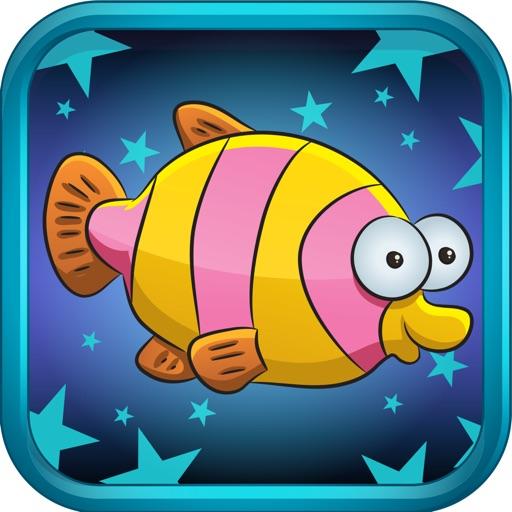 Aquarium Fish Puzzle Mania - Match 3 Game for Kid