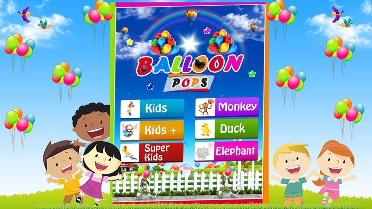 Balloon Pop-Fun Air Balloon