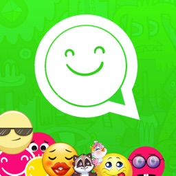 Emojis & Stickers For WeChat