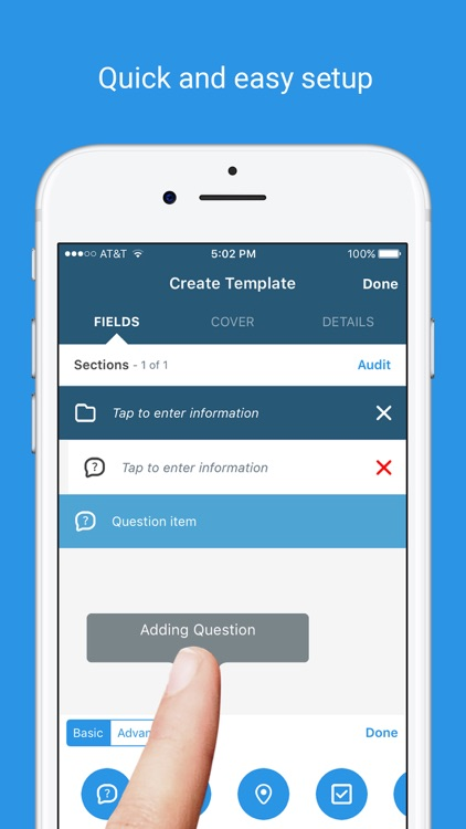 iAuditor - Safety Audits, Checklists & Inspections screenshot-3