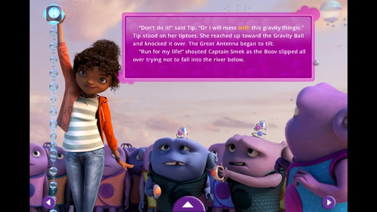HOME: Official Movie Interactive StoryBook screenshot-3