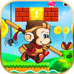 Jump Kong Hero Craft World