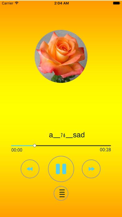 اغاني حزينةلقطة شاشة5