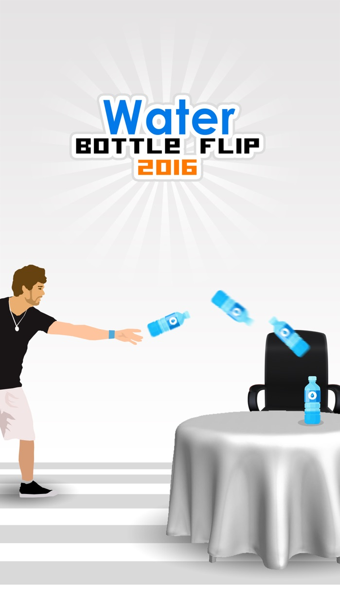 Water Bottle Flip Challenge - 2k16 Pro! Screenshot