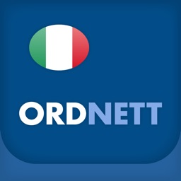 Ordnett - Italian Blue Dictionary