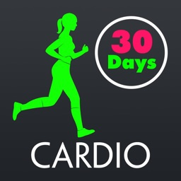 30 Day Cardio Fitness Challenges Pro