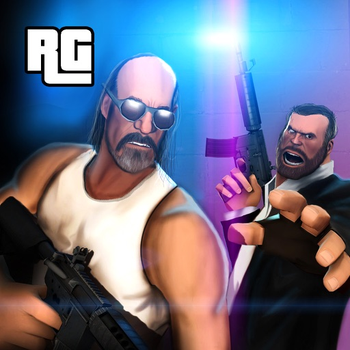 Real Gangster Wars: Grand Mafia Shooting Game iOS App