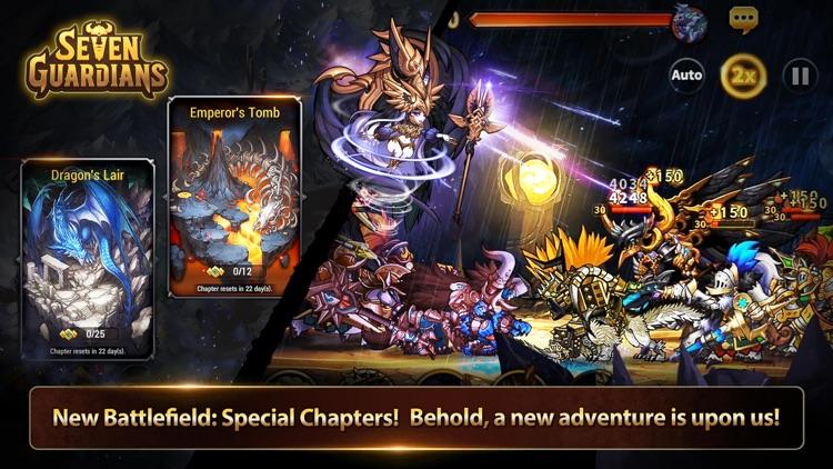 Seven Guardians screenshot-4