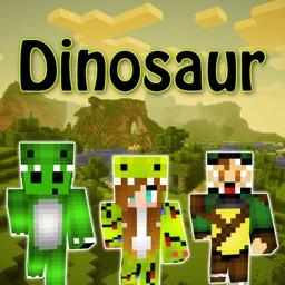 Dinosaur Skins - New Skins for Minecraft PE