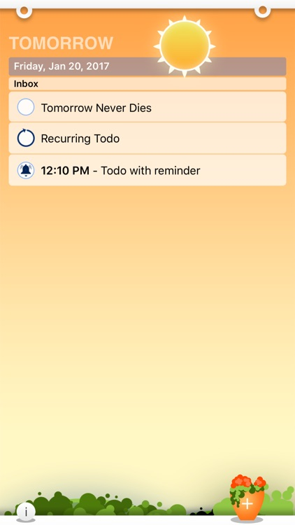 Today To-Do: Clever Task Management screenshot-1
