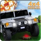 Real Jeep Driver Landmine 4x4 icon