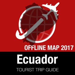 Ecuador Tourist Guide + Offline Map
