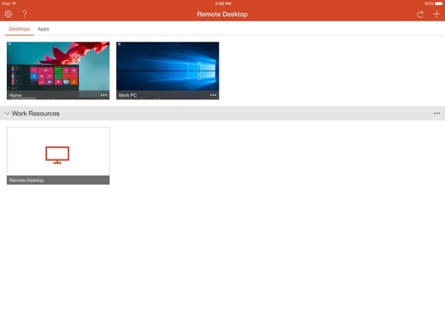 Microsoft Extern Bureaublad In De App Store