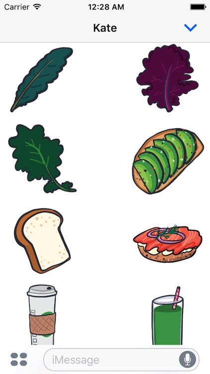Foodlife Stickers screenshot-4
