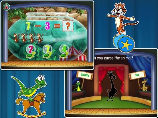 Скачать Animal Preschool! Circus- Educational app for kids