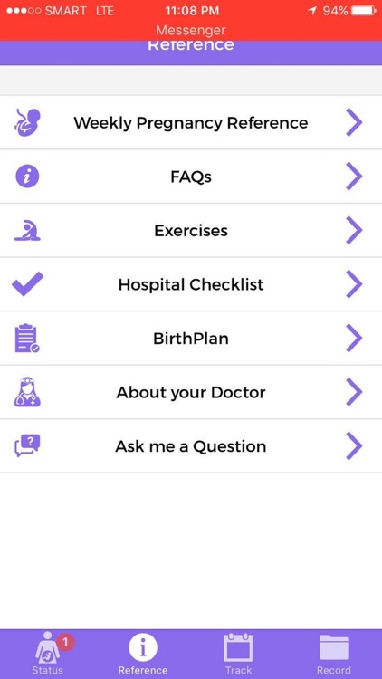 Pregnancy Guide and Baby Bump Tracker screenshot-4