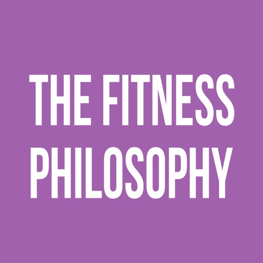 The Fitness Philosophy