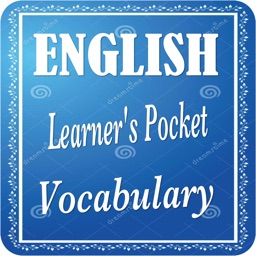 English Learner's Pocket Vocabulary - Full
