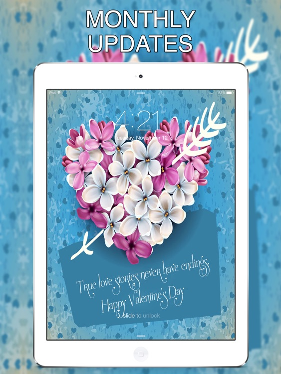 Valentine Day 2017 Wallpapers for iPad